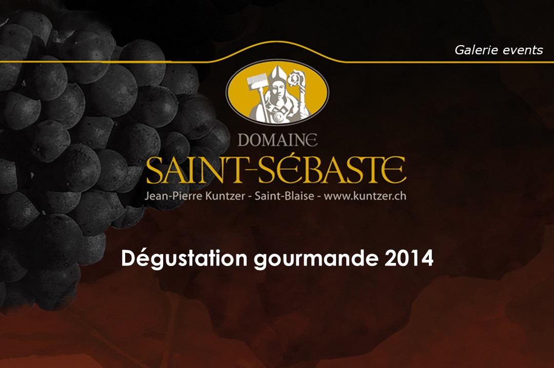 Dgustation Gourmande 2014 0 Titre